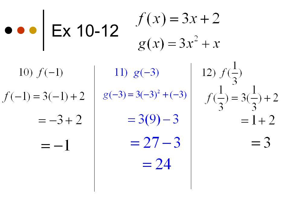 Ex 10-12