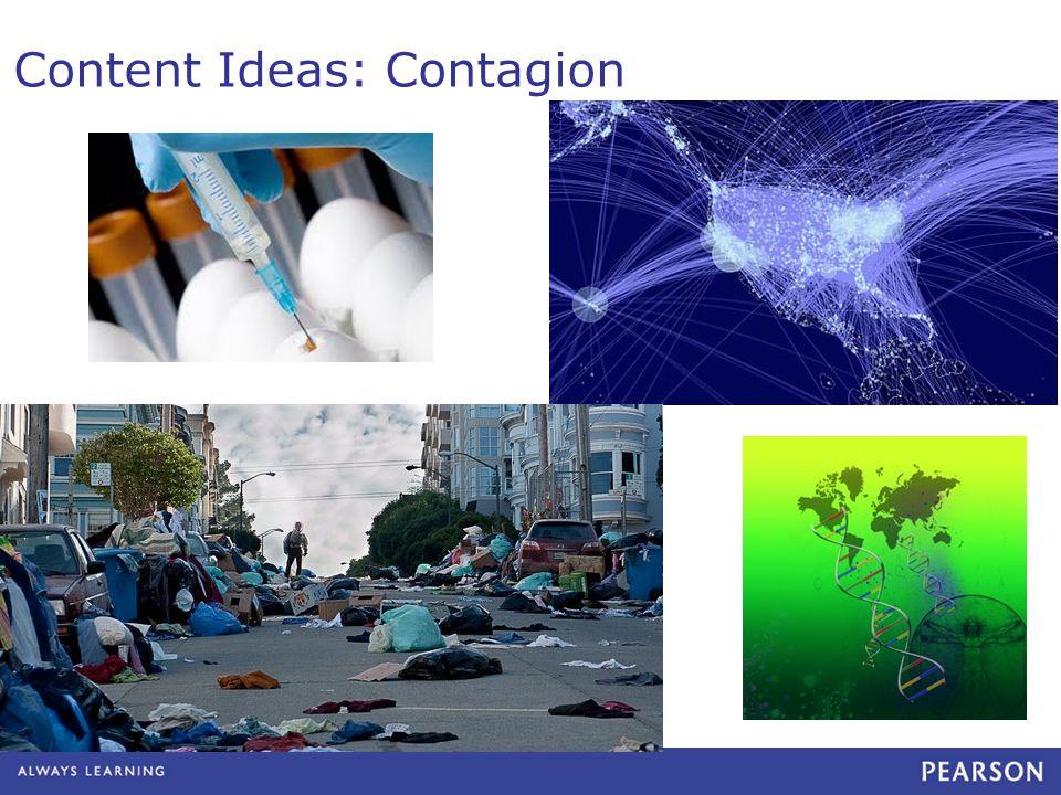 Content Ideas: Contagion