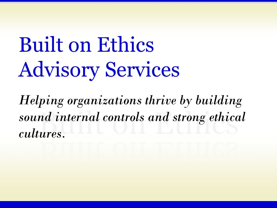 2006 LRN National Survey A majority of workers – 94 percent – say it is critical or important that the company they work for is ethical. 13