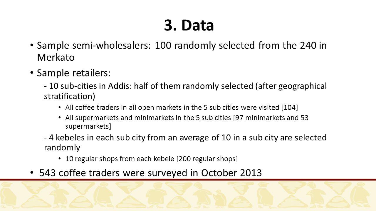 3. Data Wholesalers Retailers