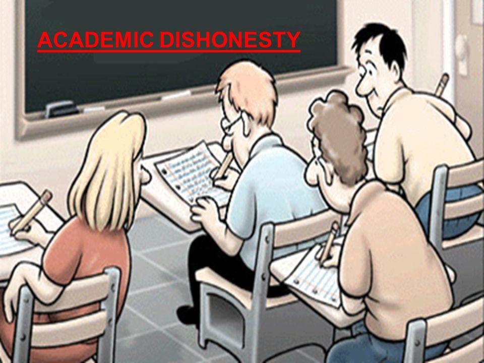 16 ACADEMIC DISHONESTY