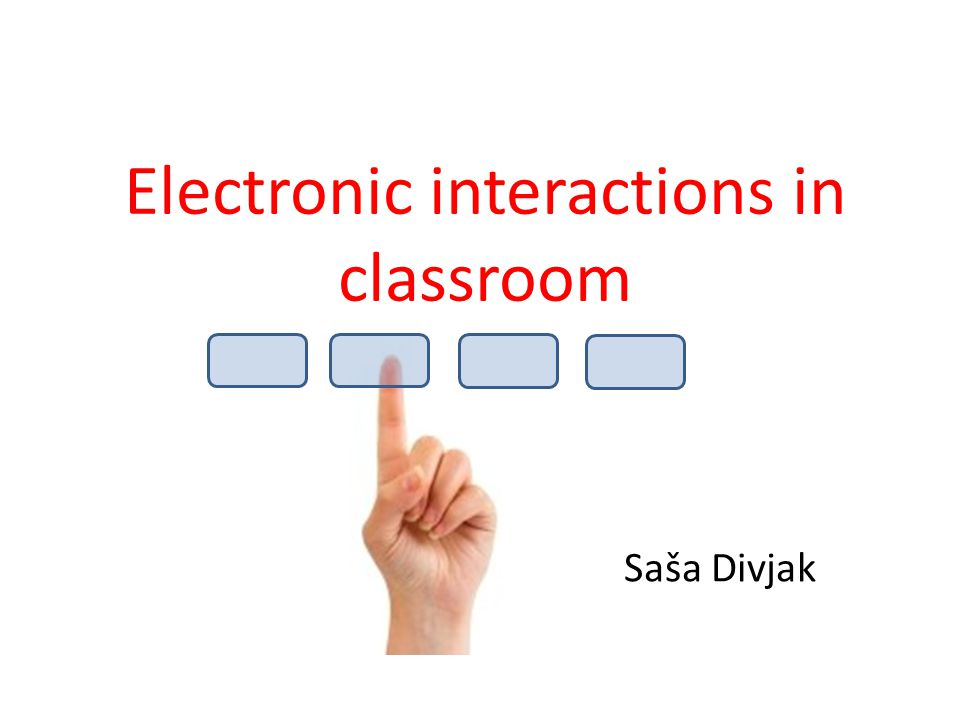 Classroom responder systems Smart Response Classroom Performance Systems (Clickers) in the Classroom Report on Class reponders (clickers) A fast and effective way to assess learning
