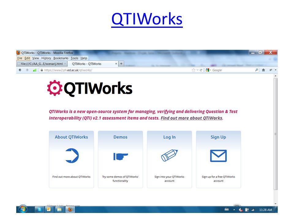 QTIWorks