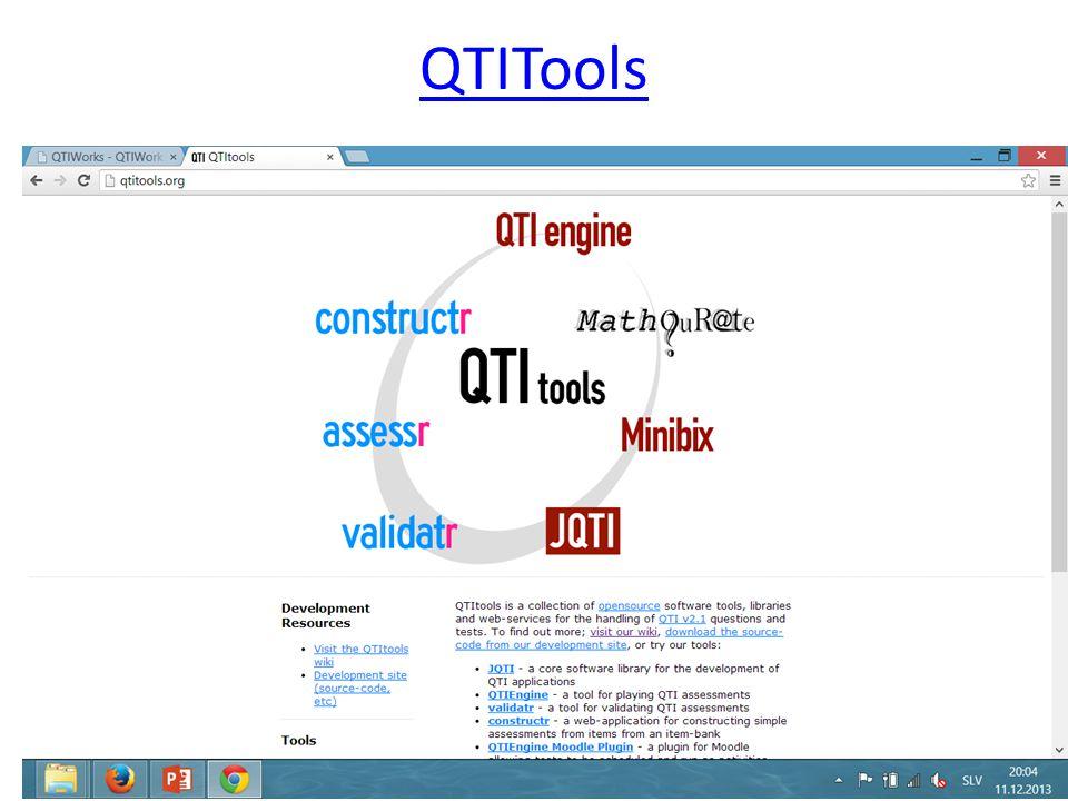 QTITools