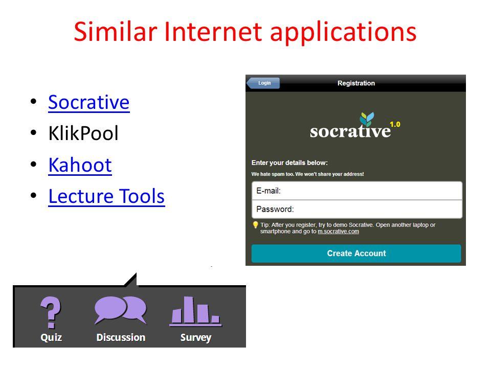 Socrative Student Response System WEB