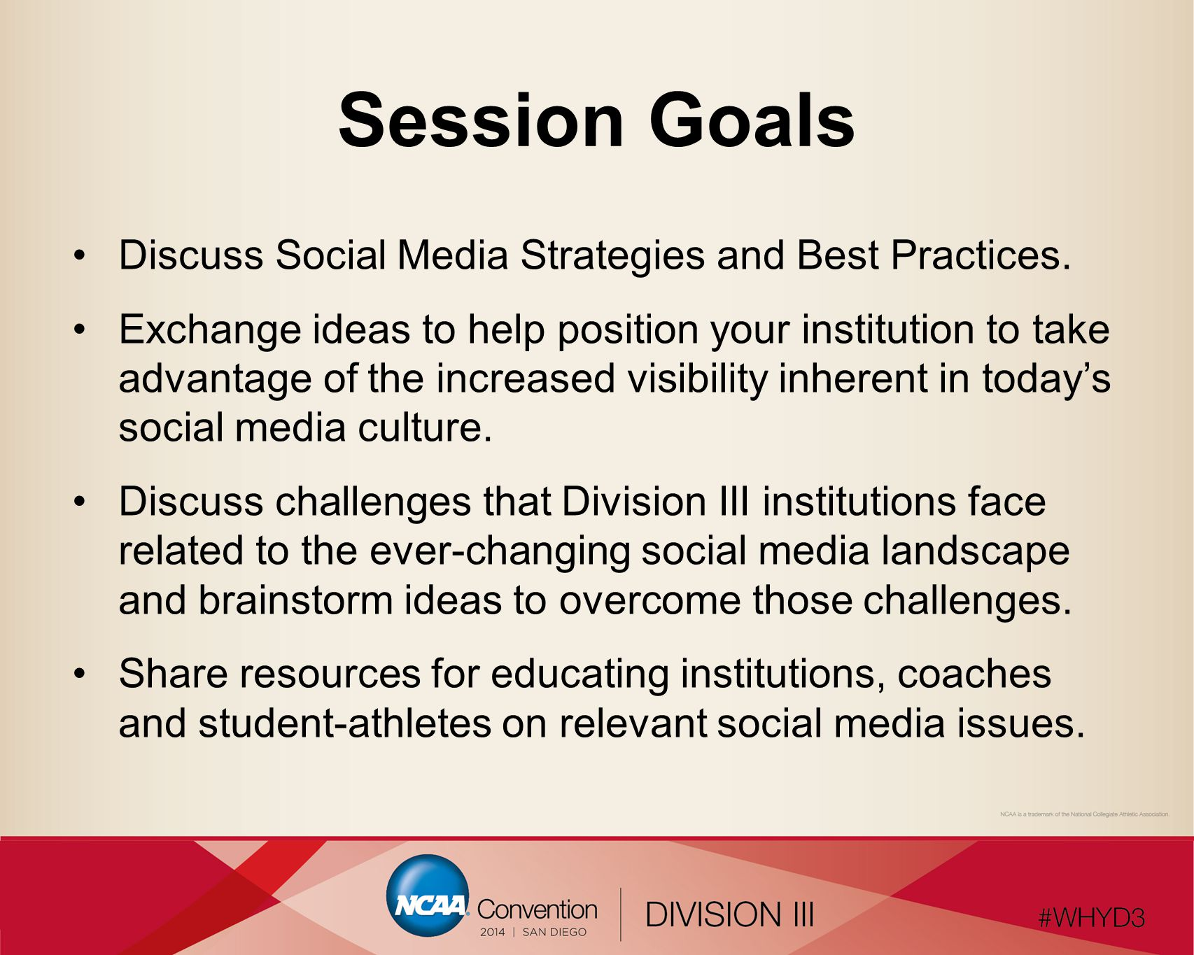 Social Media to Promote Pacific University FACEBOOK News Stories and Announcements Features Photos Game Promotions TWITTER News Stories and Announcements In-Game Scoring Updates Fan Interaction Links to News Stories YOUTUBE Highlight Videos Interviews Videos of Special Events INSTAGRAM Photo Collages Instant Video Highlights