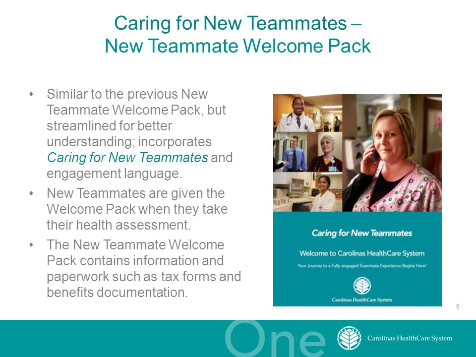 TH Portal Flyer Word Document It all begins with your New Teammate Orientation, a day-long experience designed to introduce you to our mission, vision, Core Values and more.