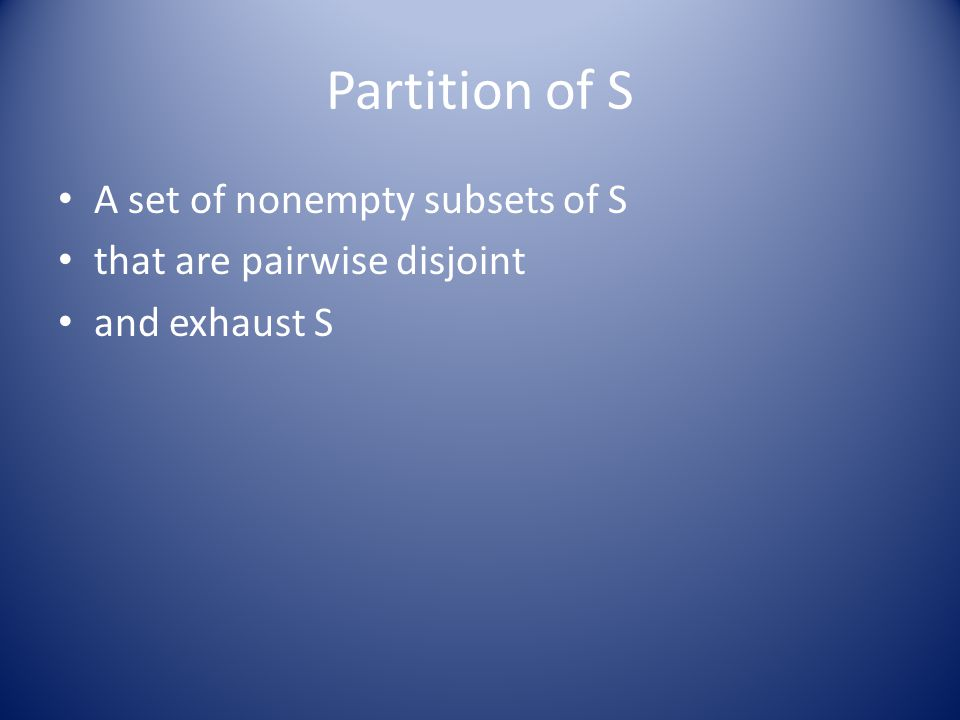 How do we make the pairwise assignment?.