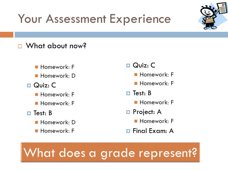 Standards-Based Grading  Problem: How do you deal with assessments that incorporate multiple standards or skills.