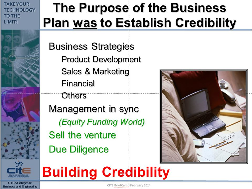 Market Need Market Size Competition Direct & Indirect Differentiators Pricing Strategy Sales Strategy and process Revenue sources The Business Model (Market) Size Matters