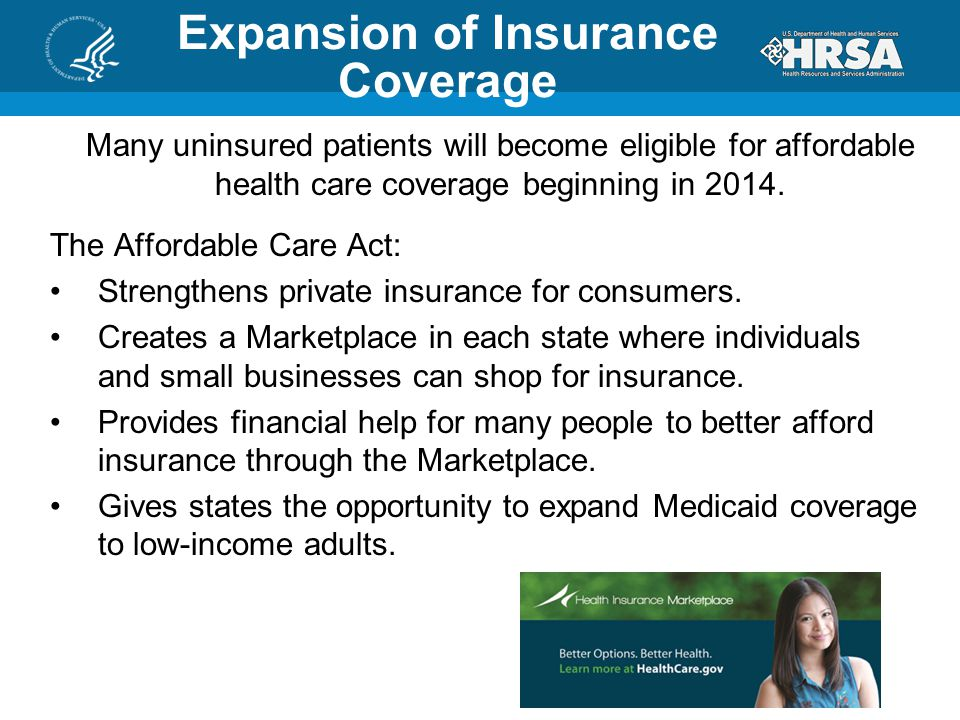 Health Insurance Marketplace Every state will have a Marketplace (aka Exchange) where individuals and small businesses can shop for and purchase private health insurance.