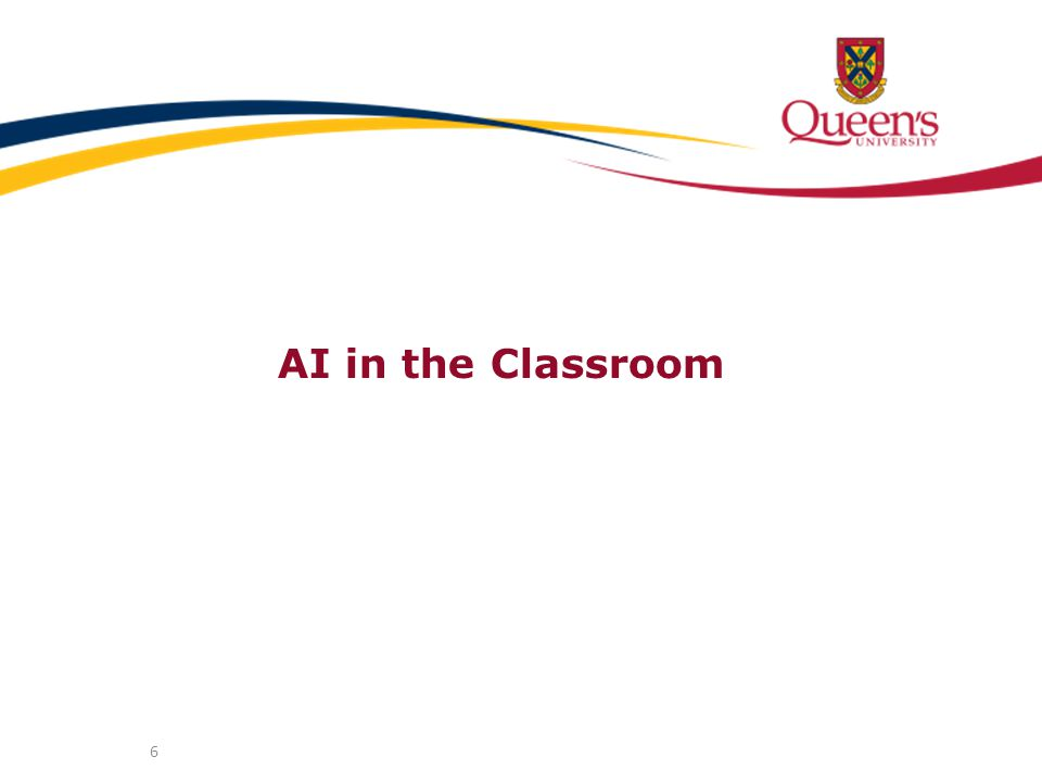 AI in the Classroom 6