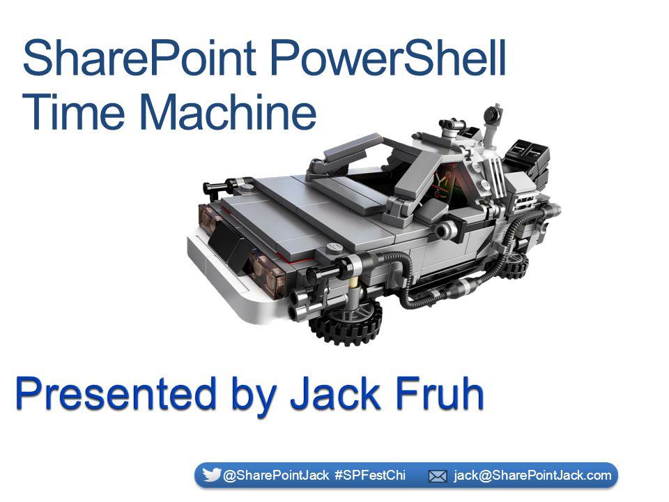 @SharePointJack #SPFestChi jack@SharePointJack.com