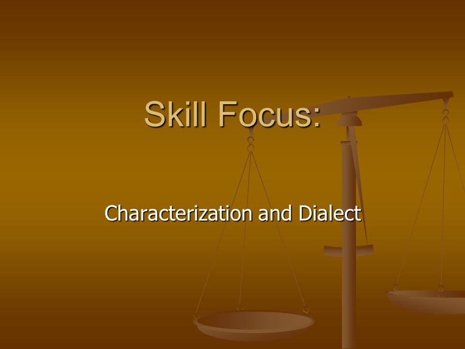 What is Characterization.What is the difference between DIRECT and INDIRECT characterization.