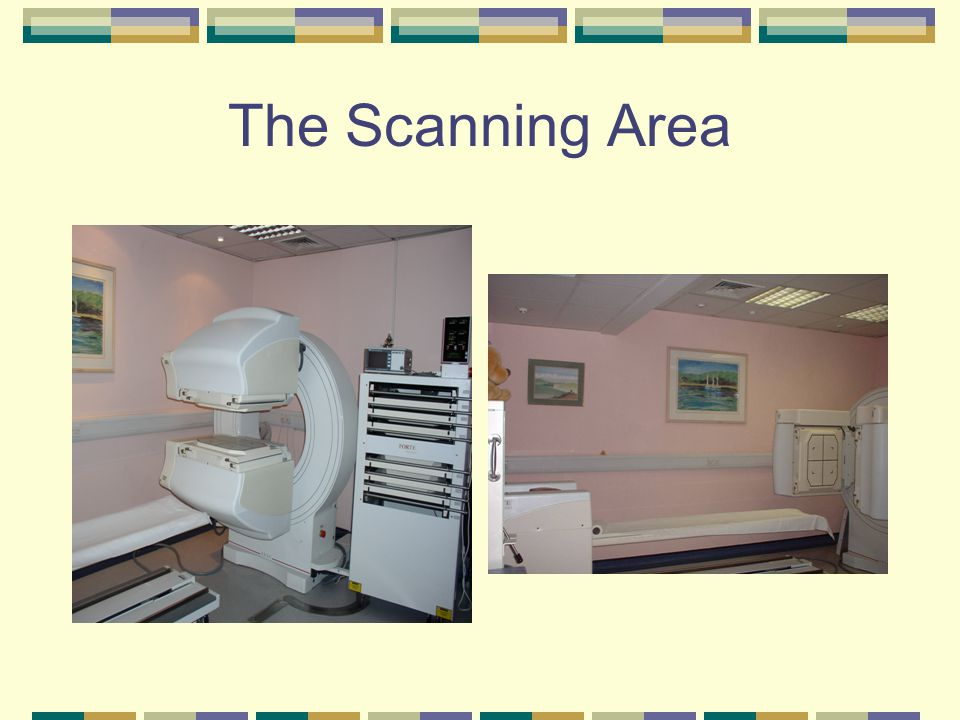 The Scanning Area