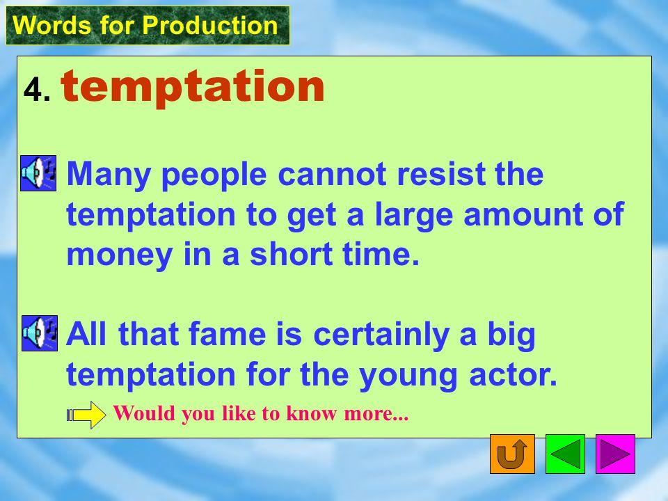Words for Production 23.rubbish [ `r^bIS ] n. [U] nonsense 胡說,廢話 Don't talk rubbish.