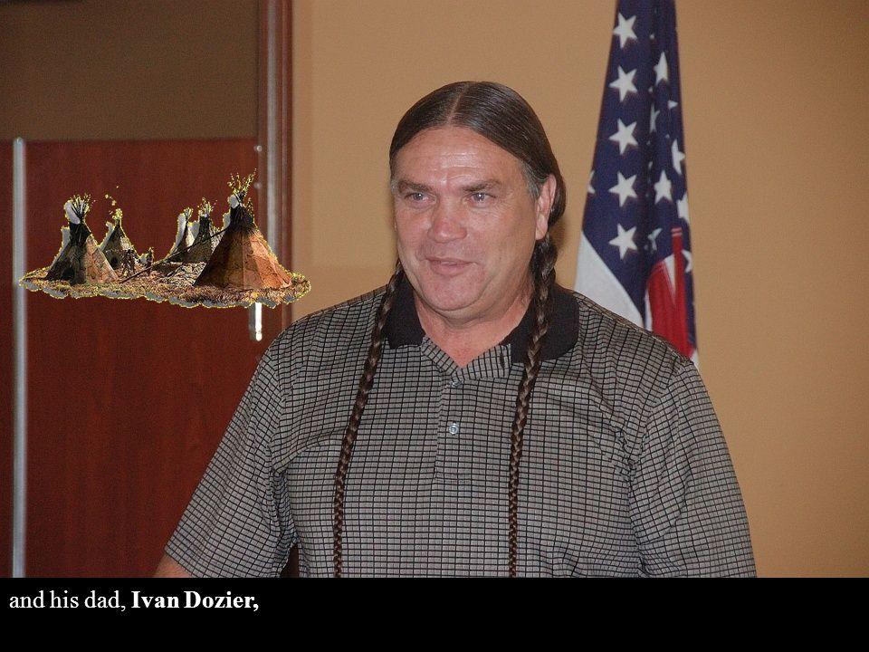 our speaker Alex Dozier,