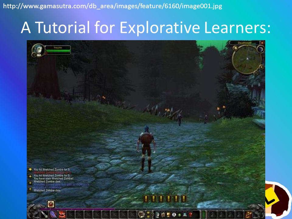 A Tutorial for Explorative Learners: http://www.gamasutra.com/db_area/images/feature/6160/image001.jpg