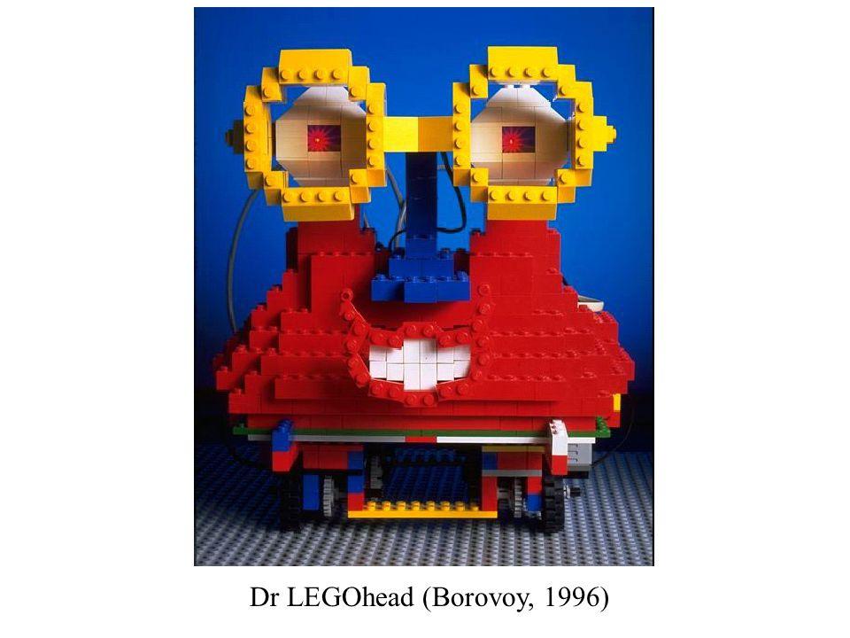 Dr LEGOhead (Borovoy, 1996)
