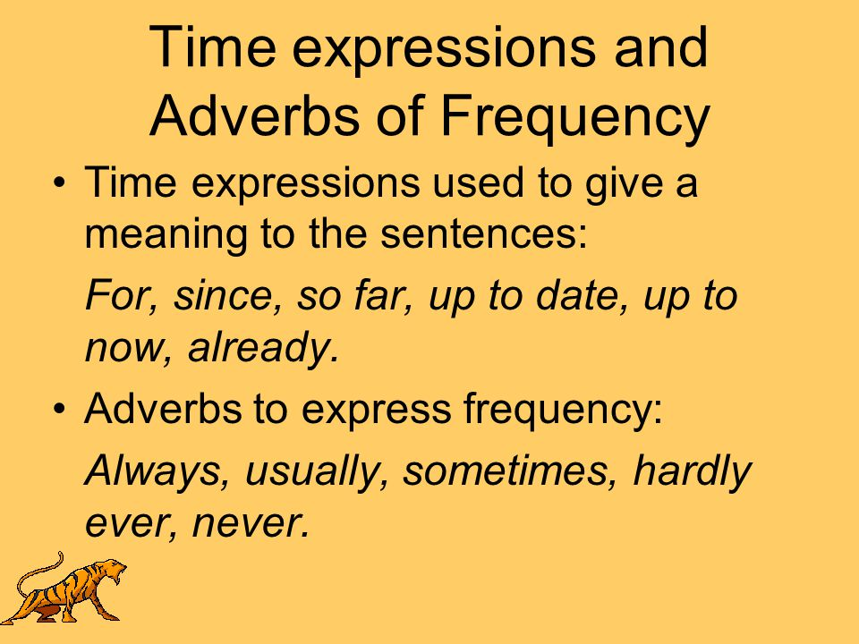 "Present Perfect Tense Subject + have/has + verb (past part.) … A. For plural subjects use ""have"". We have waited for about thirty minutes. The childre"
