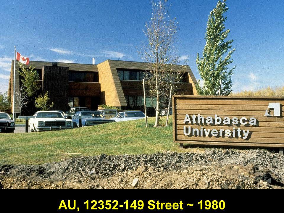 AU, 12352-149 Street ~ 1980