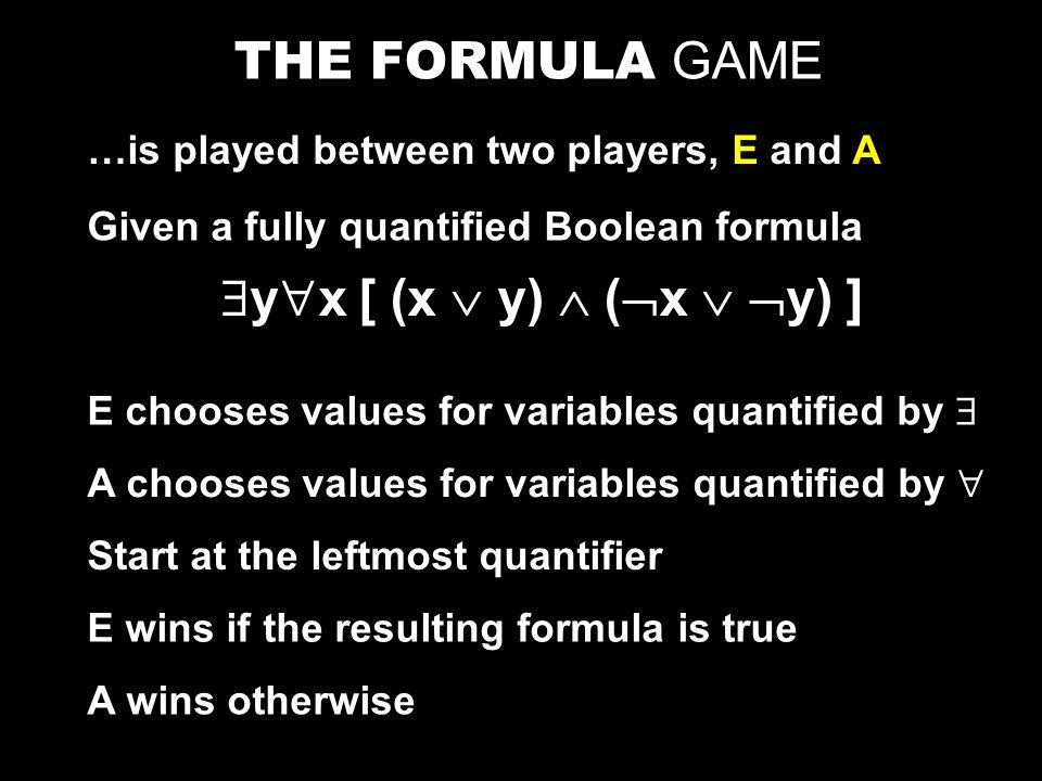 If t > 1, we can build  c,d,t recursively:  c,d,t =  m [  c,m,t/2   m,d,t/2 ]  m 1  m 2 … ∃ m l How long is this formula.