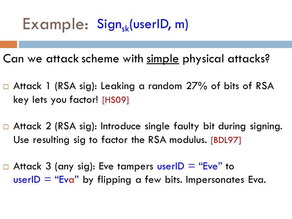 Error-Detection  Error-Detection: require that s* 2 {s, .