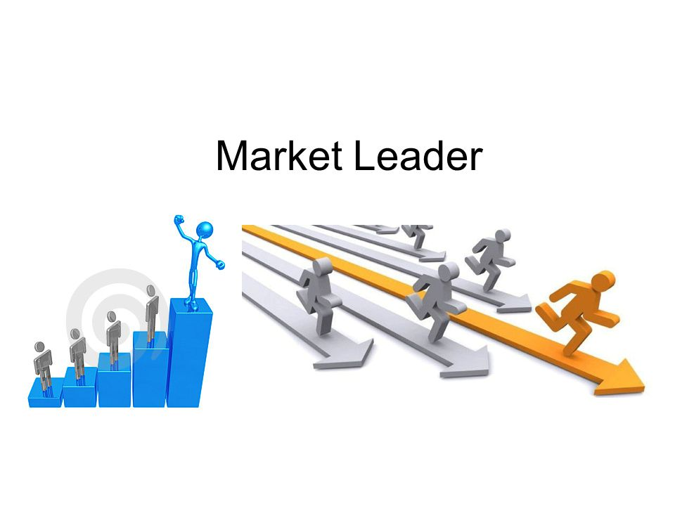 Can you think of five steps for a business/ company to go from nothing to a market leader. -