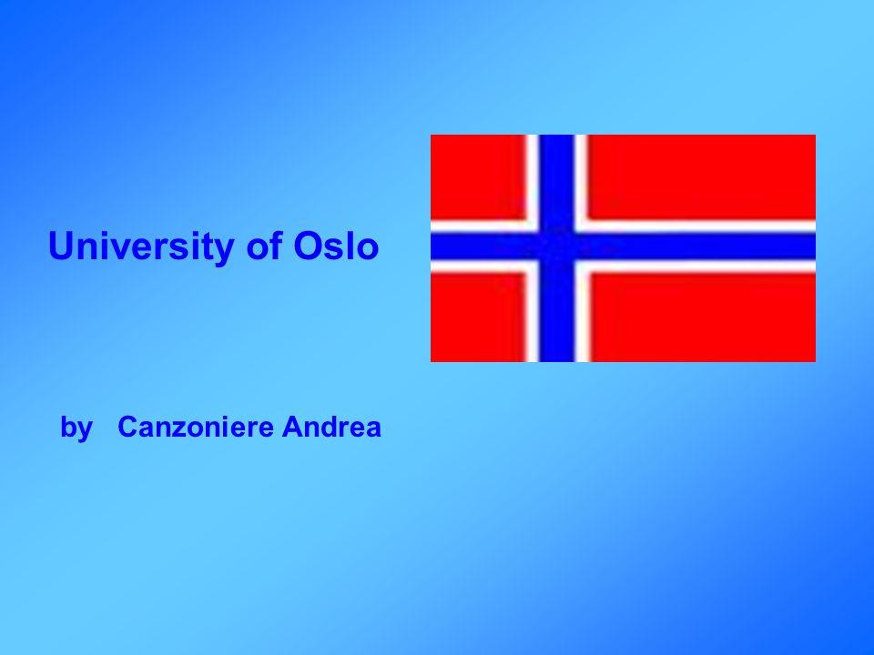 Where is Oslo?