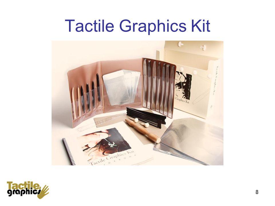 Audio-Tactile Graphics 19 Talking Touch Tablet Digital Pen audio-tactile graphic