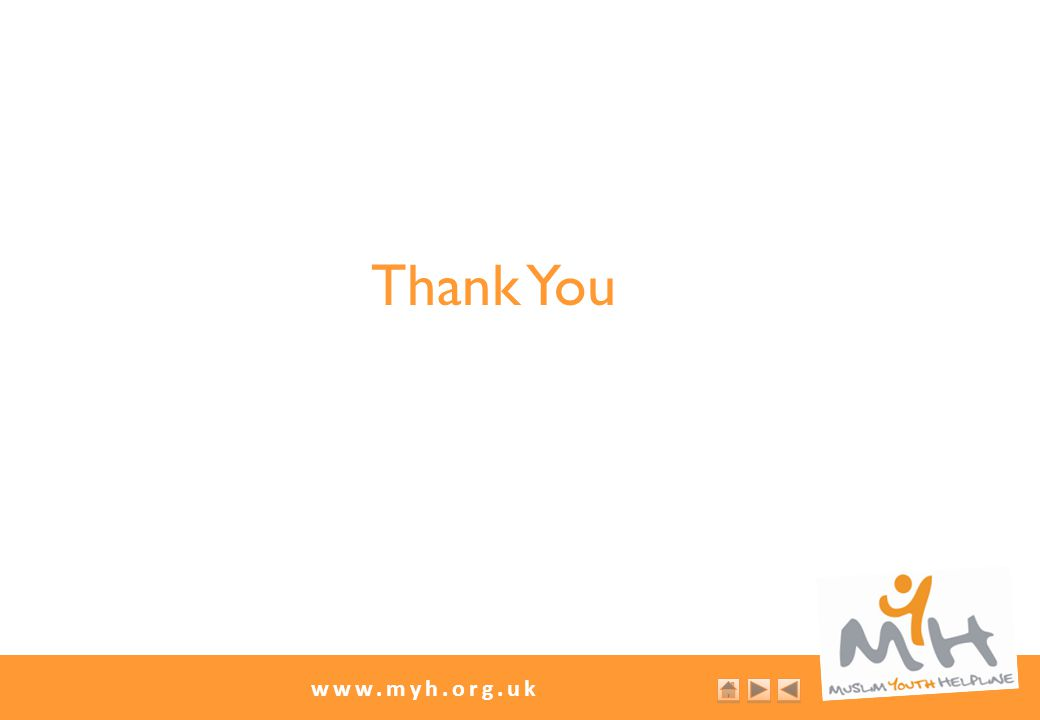 www.myh.org.uk Thank You