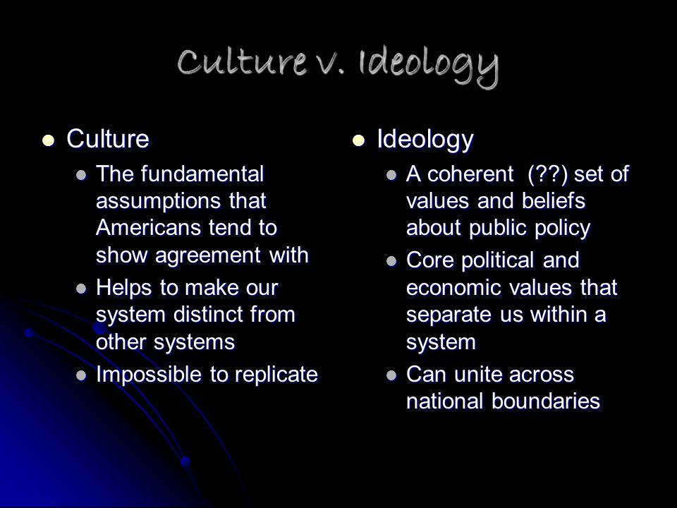 Culture v.