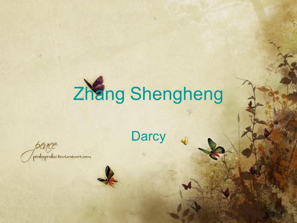Zhang Shengheng Darcy