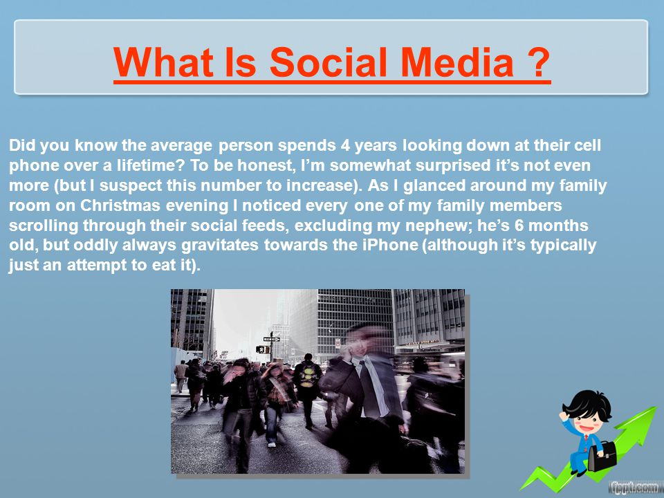What Is Social Media .