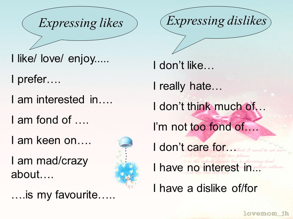 Translate the sentences with the phrases: 1.他对说英语非常地感兴趣.