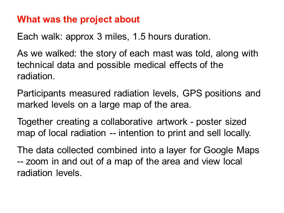 Some health studies on mobile radiation How far away do you need to be from a mobile phone mast (base station) to be safe.