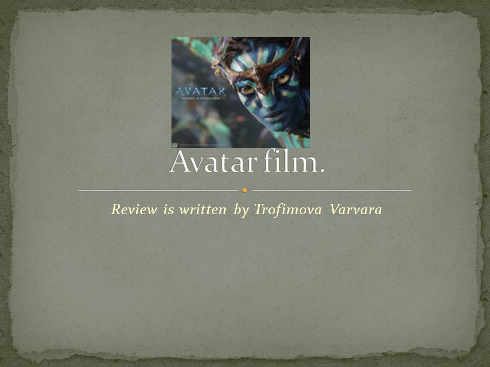 Review is written by Trofimova Varvara