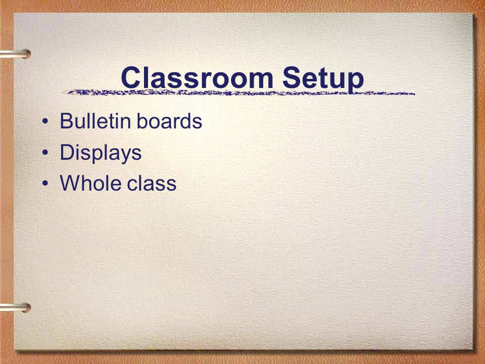 Classroom Setup Bulletin boards Displays Whole class
