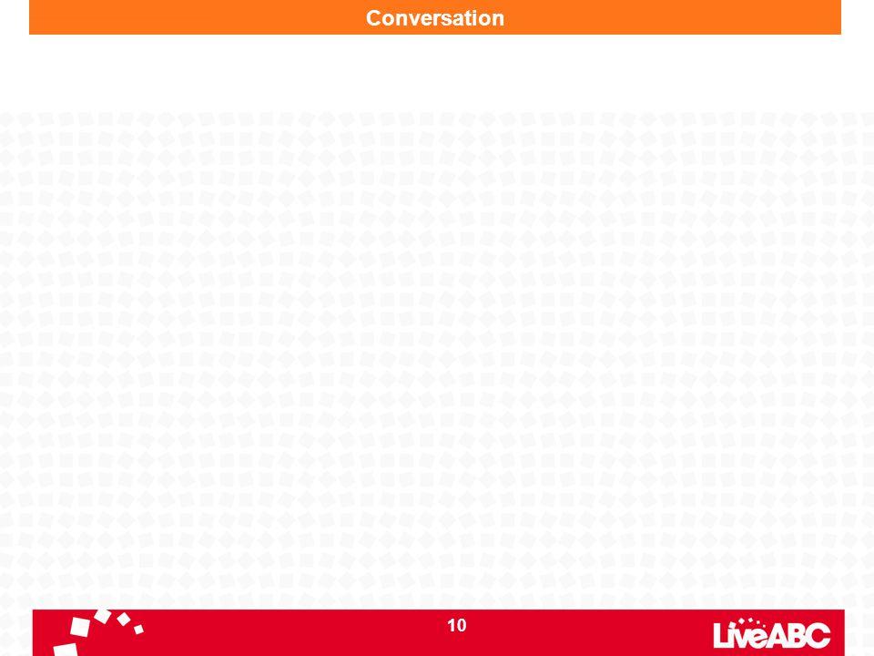 10 Conversation