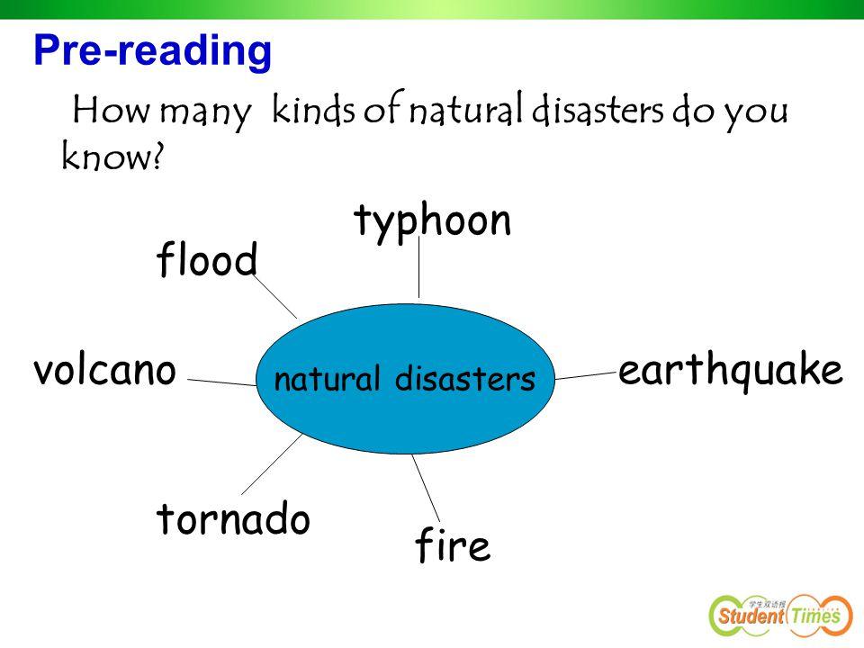 Unit 5 The power of nature Reading 高二人教新课标版选修六