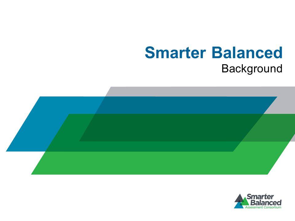 Smarter Balanced Background