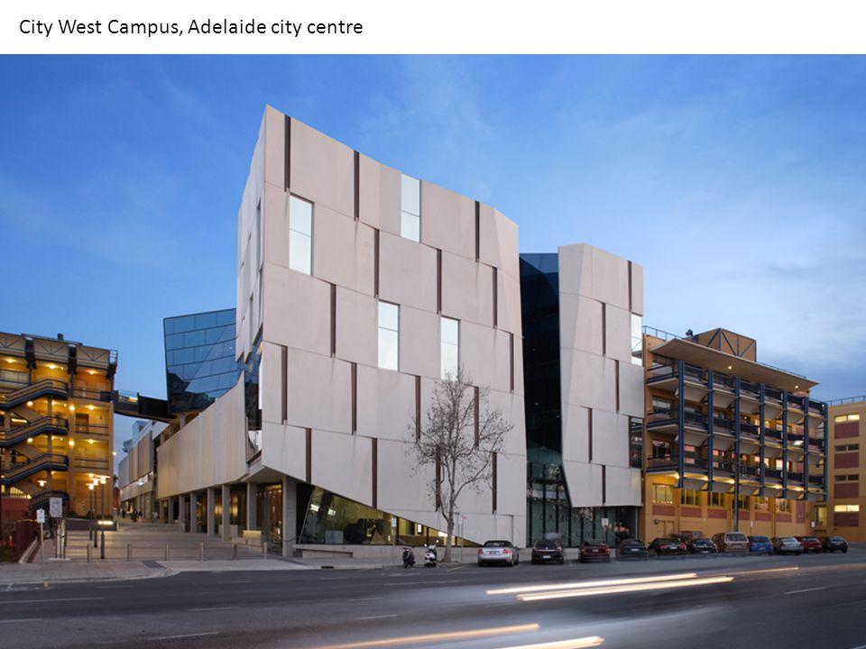 City West Campus, Adelaide city centre