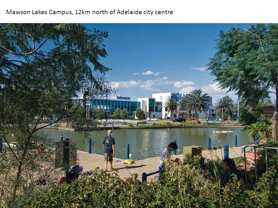 Whyalla Campus, 384km north-west of Adelaide