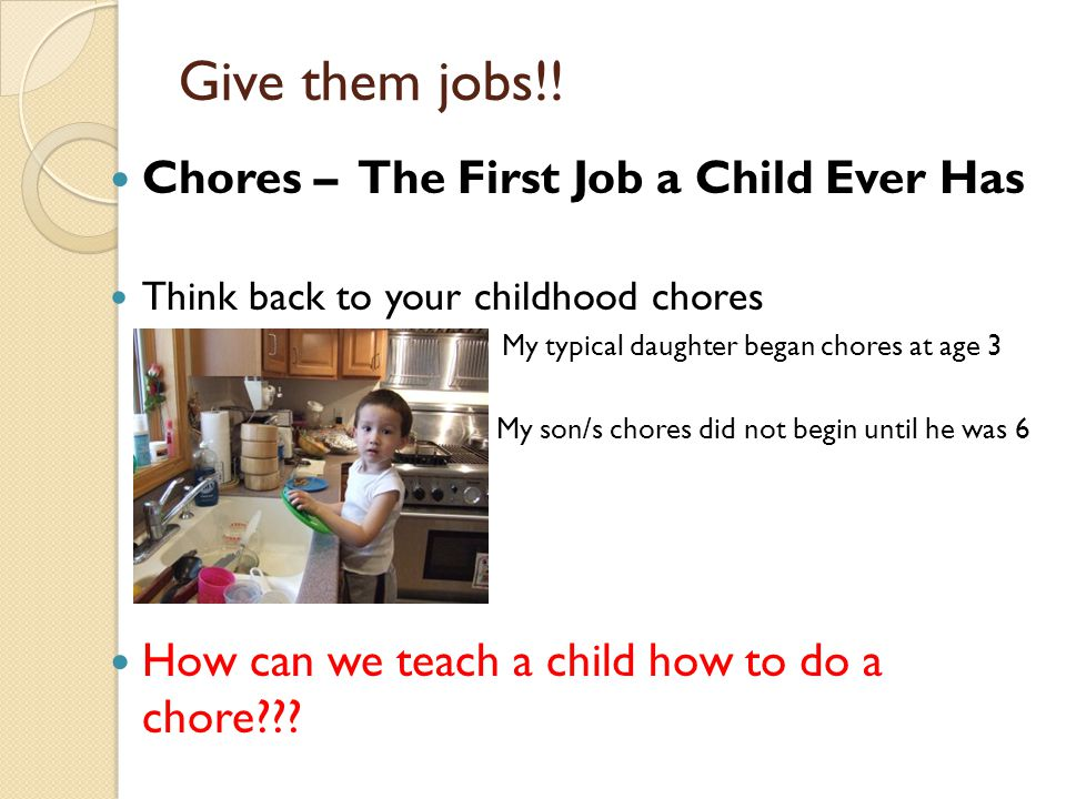 Give them jobs!.