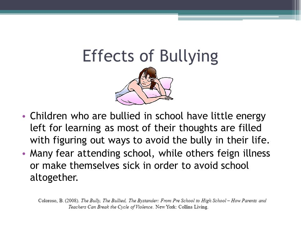 The Bullies: Go Modern Cyberbullies often remain anonymous and solicit involvement of others.