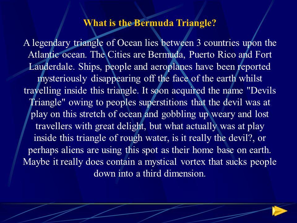 According to the U.S.Coast Guard some 150,000 boats cross the Bermuda Triangle every year.