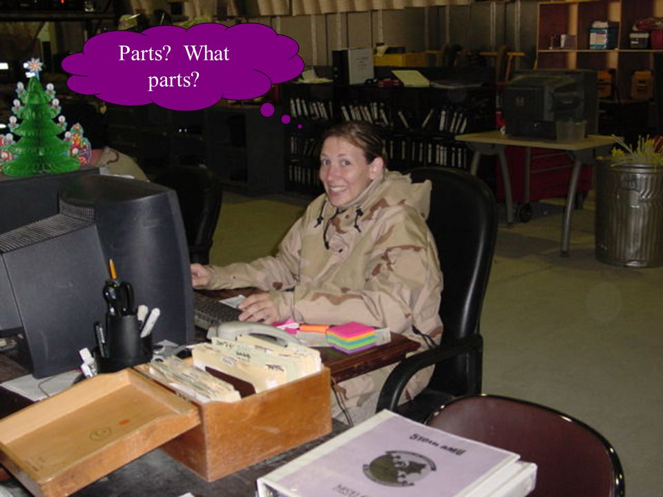 Parts What parts