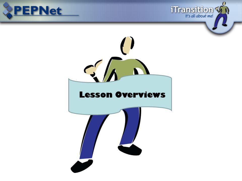 Lesson Overviews