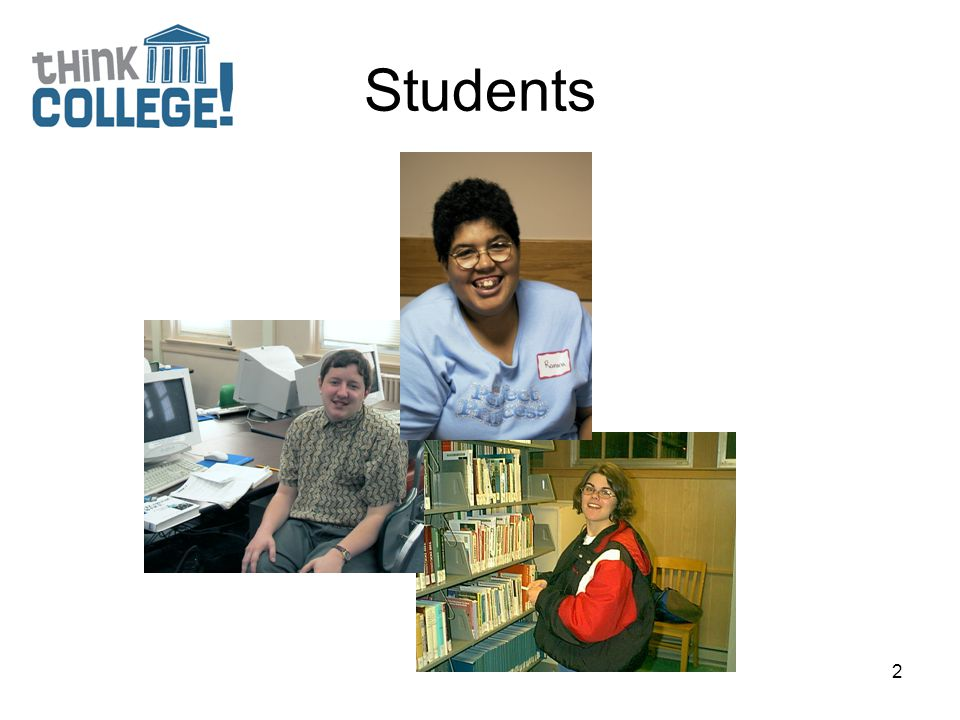 What do these students have in common.