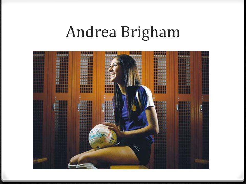 Jackson-area high school volleyball all-area team for 2011 PLAYER OF THE YEAR Andrea Brigham Concord junior DREAM TEAM Maycee Brigham Concord junior Brigham was solid in every aspect of the game.